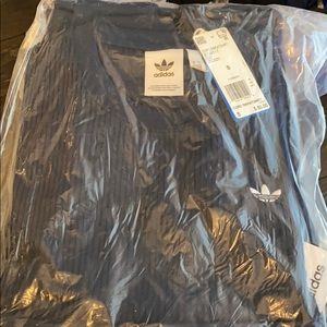Adidas men's cord sweatshirt small